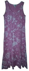 pink Maxi Dress by Fresh Produce Made In Usa