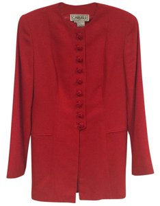 Carlisle Red Blazer