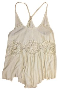 Free People Fp Top White