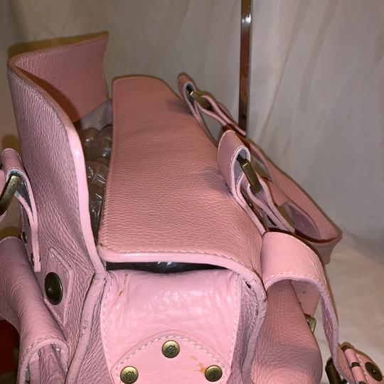 Mulberry Satchel in pink Image 11