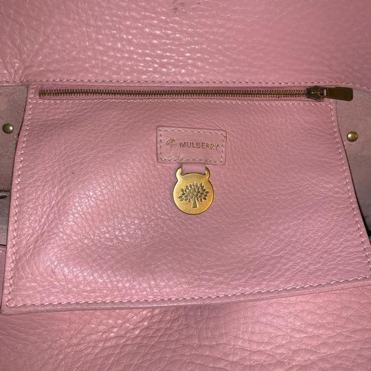 Mulberry Satchel in pink Image 3