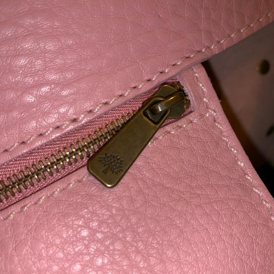 Mulberry Satchel in pink Image 5