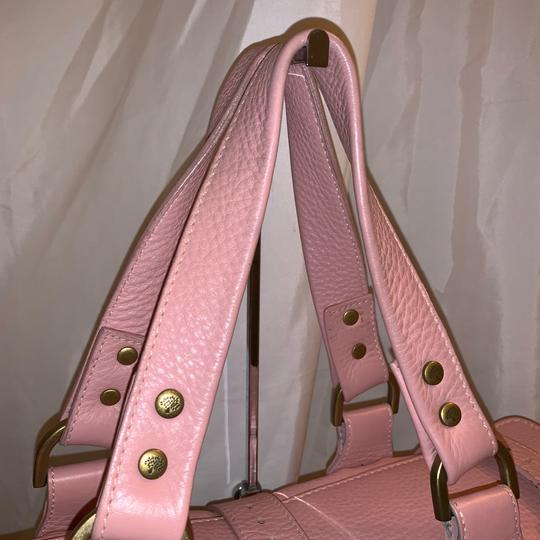 Mulberry Satchel in pink Image 7