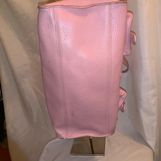 Mulberry Satchel in pink Image 9