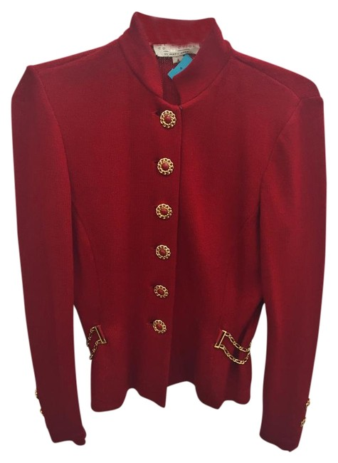 Preload https://item4.tradesy.com/images/st-john-red-marie-gray-collection-blazer-size-4-s-17763658-0-1.jpg?width=400&height=650
