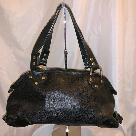 Mulberry Satchel in black Image 4