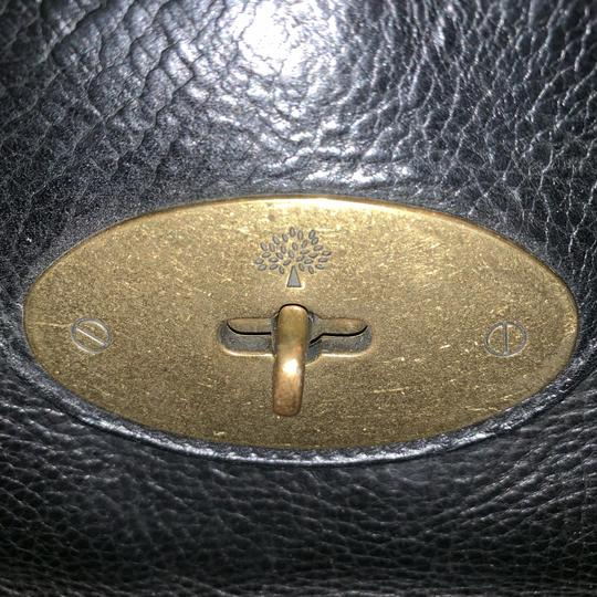 Mulberry Satchel in black Image 6