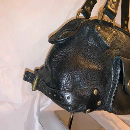 Mulberry Satchel in black Image 7