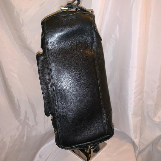 Mulberry Satchel in black Image 8