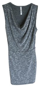 Fluxus short dress Grey Summer Summer Day To Night Comfy Comfortable on Tradesy