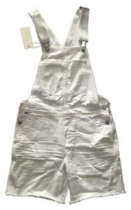 Citizens of Humanity Shortalls Shorts White