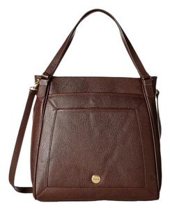 Lodis Tote in chocolate