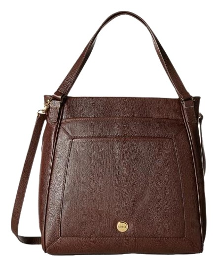 Preload https://item2.tradesy.com/images/lodis-northsouth-chocolate-leather-tote-17764726-0-1.jpg?width=440&height=440