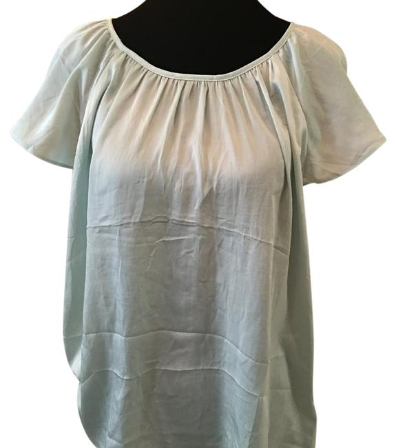 Preload https://item3.tradesy.com/images/forever-21-blue-blouse-size-14-l-17764837-0-1.jpg?width=400&height=650