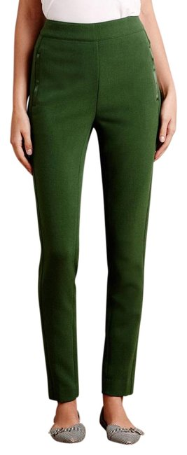 Item - Hunter Green Sz4 Cartonnier Charlie High Rise Pants Size 4 (S, 27)