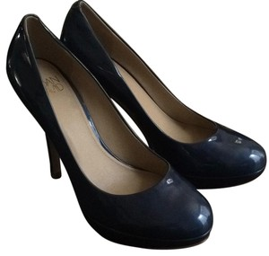Joan & David Blue Pumps