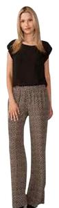 Joie Relaxed Pants Brown