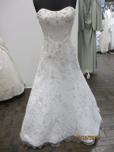 Kenneth Winston 1460 (109l) Wedding Dress