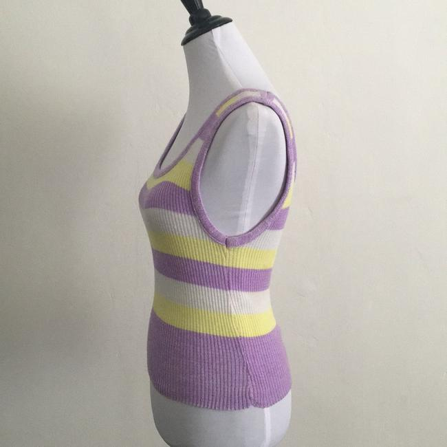 Other Top Purple white yellow