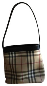 Burberry London Satchel in Horseferry check