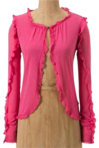 Anthropologie Super Feminine Romantic Cardigan
