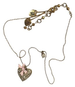 Betsey Johnson heart