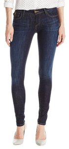 True Religion Casey Low Rise Skinny Jeans-Dark Rinse