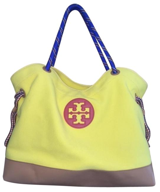 Item - Yellow Canvas Tote