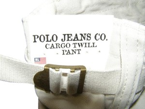 Ralph Lauren Cargo Nwt Polo Cargo Pants Tan