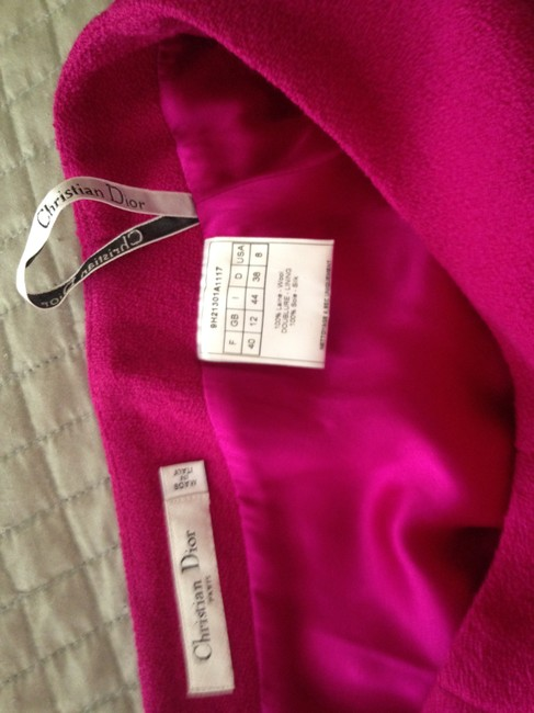 Dior Christian Dior Suit - Radiant Orchid Image 1