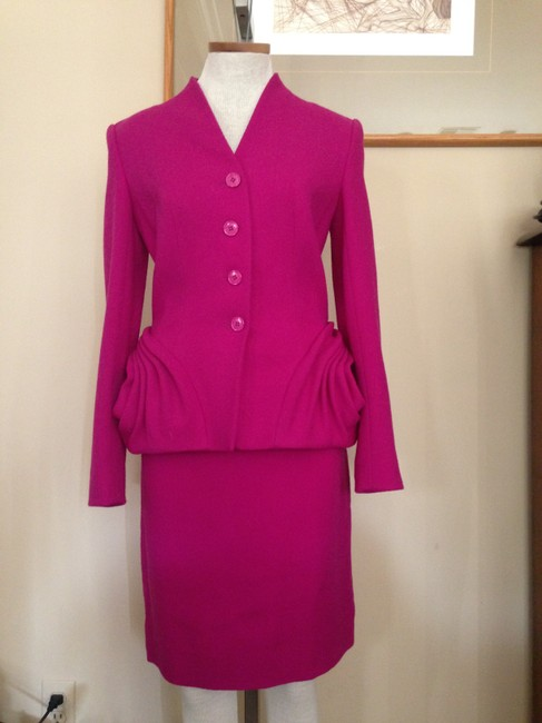 Dior Christian Dior Suit - Radiant Orchid Image 2