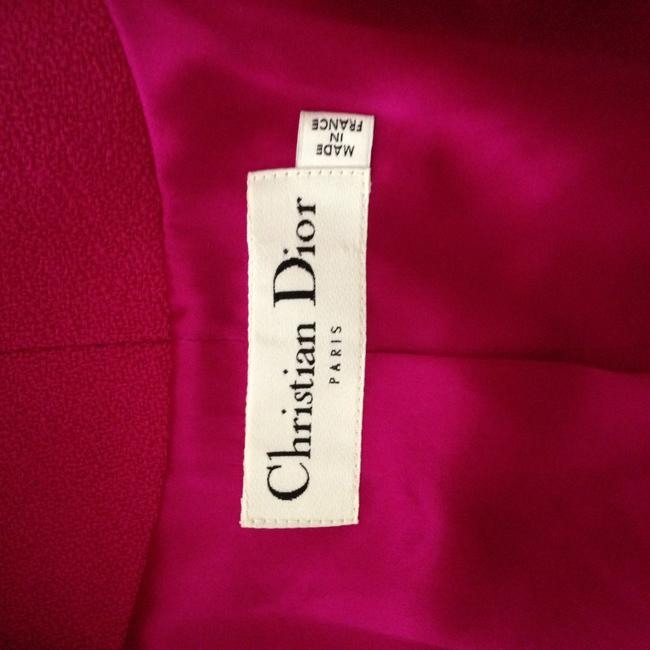 Dior Christian Dior Suit - Radiant Orchid Image 6