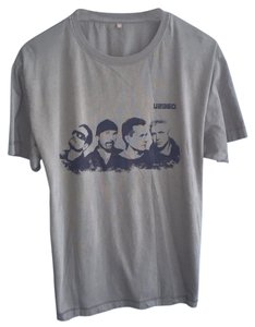 Concert Tees Concert Shirt U2 Band Mens Tees Graphic Tees T Shirt Green