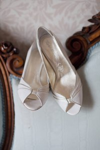 Eva Wedding Shoes