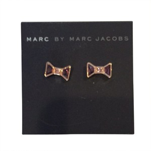 Marc by Marc Jacobs Marc By Marc Jacobs Tiny Bow Stud Earrings
