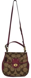 Coach Poppy Willis Cross Body Bag