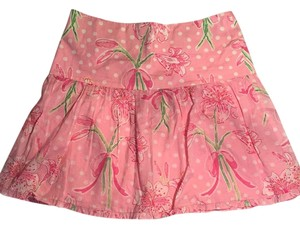 Preload https://item5.tradesy.com/images/lilly-pulitzer-pink-knee-length-skirt-size-2-xs-26-17768509-0-1.jpg?width=400&height=650