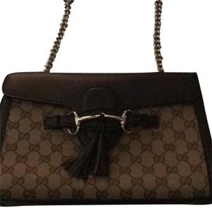 Gucci Emily 295402 Fafxg 9643 measurements 11.8x3.3x7.1 Shoulder Bag