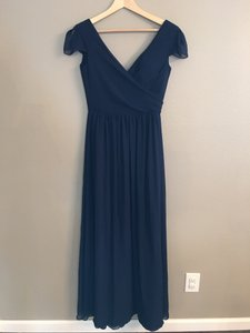 Jim Hjelm Occasions Indigo 5530 Dress
