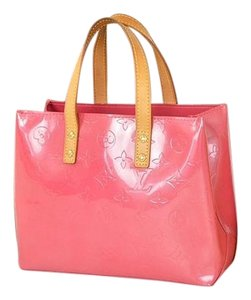 Louis Vuitton Satchel in Pink
