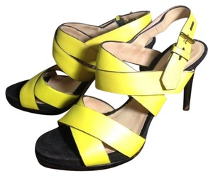Reed Krakoff yellow Sandals