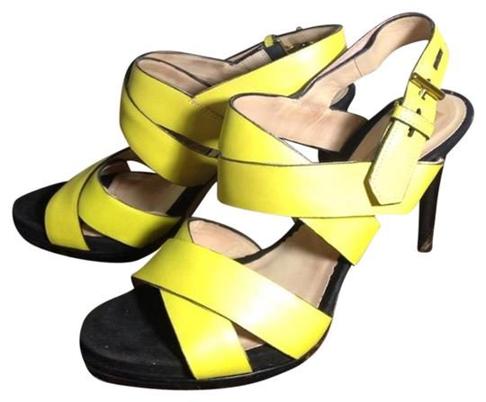 Preload https://item2.tradesy.com/images/reed-krakoff-yellow-boxer-strappy-leather-heel-385-sandals-size-us-85-17769226-0-1.jpg?width=440&height=440