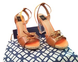 Sperry cognac Pumps