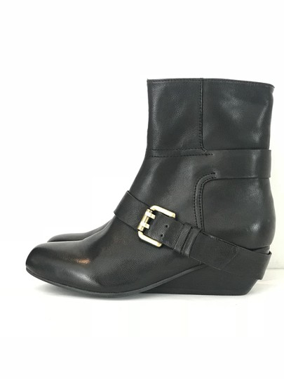 Antelope New Leather Black Boots