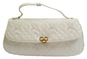 Judith Leiber Floral Shoulder Bag