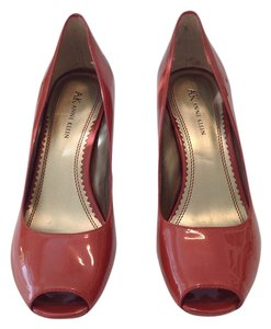 Anne Klein Pearl Orange Pumps