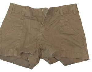 Banana Republic Mini/Short Shorts Brown