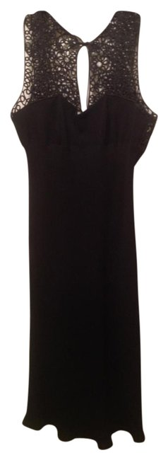 Preload https://img-static.tradesy.com/item/17769697/jones-new-york-black-mid-length-formal-dress-size-10-m-0-1-650-650.jpg