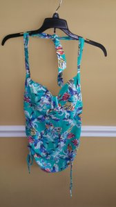 Croft & Barrow NWOT Tankini Top Croft & Borrow