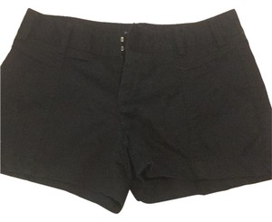 Banana Republic Mini/Short Shorts Black